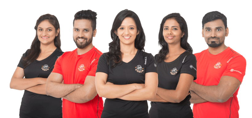 healthifyme coaches